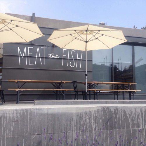 meat the fish faqra