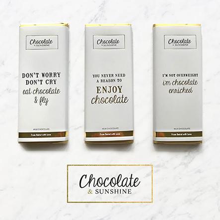 Chocolate-and-Sunshine