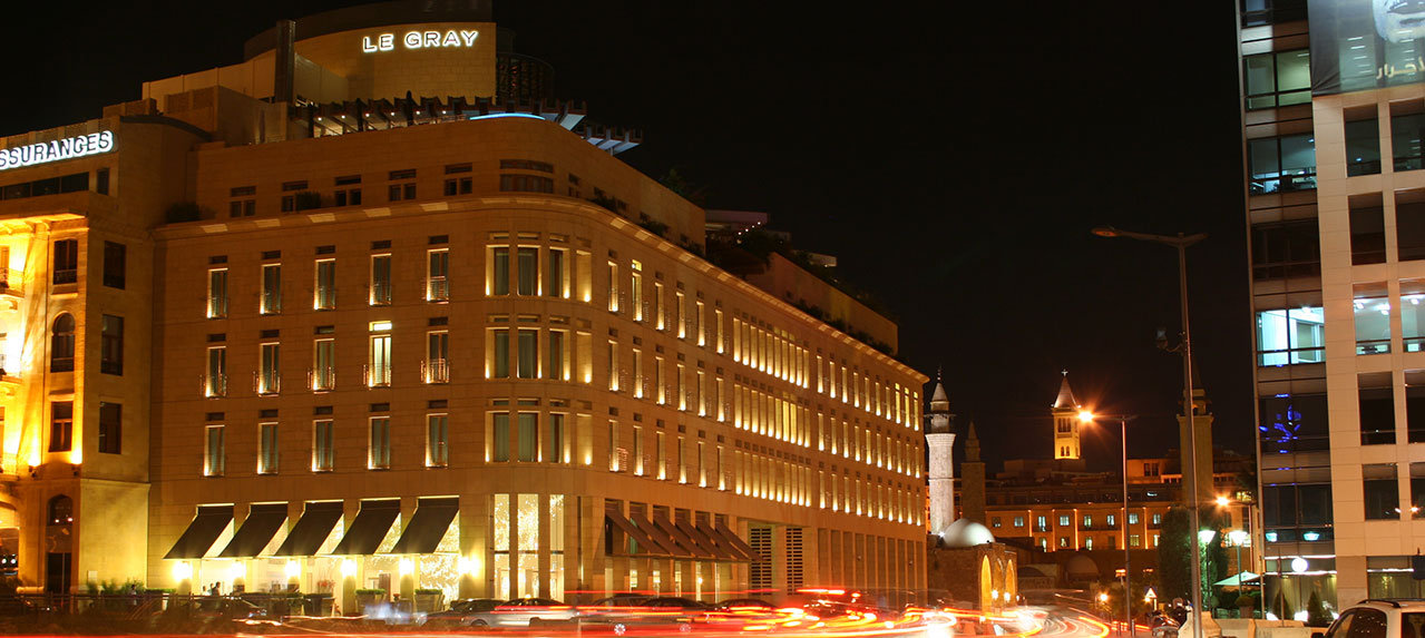Le Gray Beirut Best Hotel In The Middle East Taste Flavors