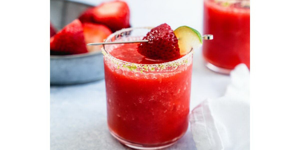 FROZEN STRAWBERRY MARGARITA FB